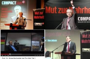 Rechtspopulisten gegen Krieg
