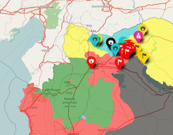 SyrianCivilWarMap.com – Live Map covering the war in Syria and Iraq ...