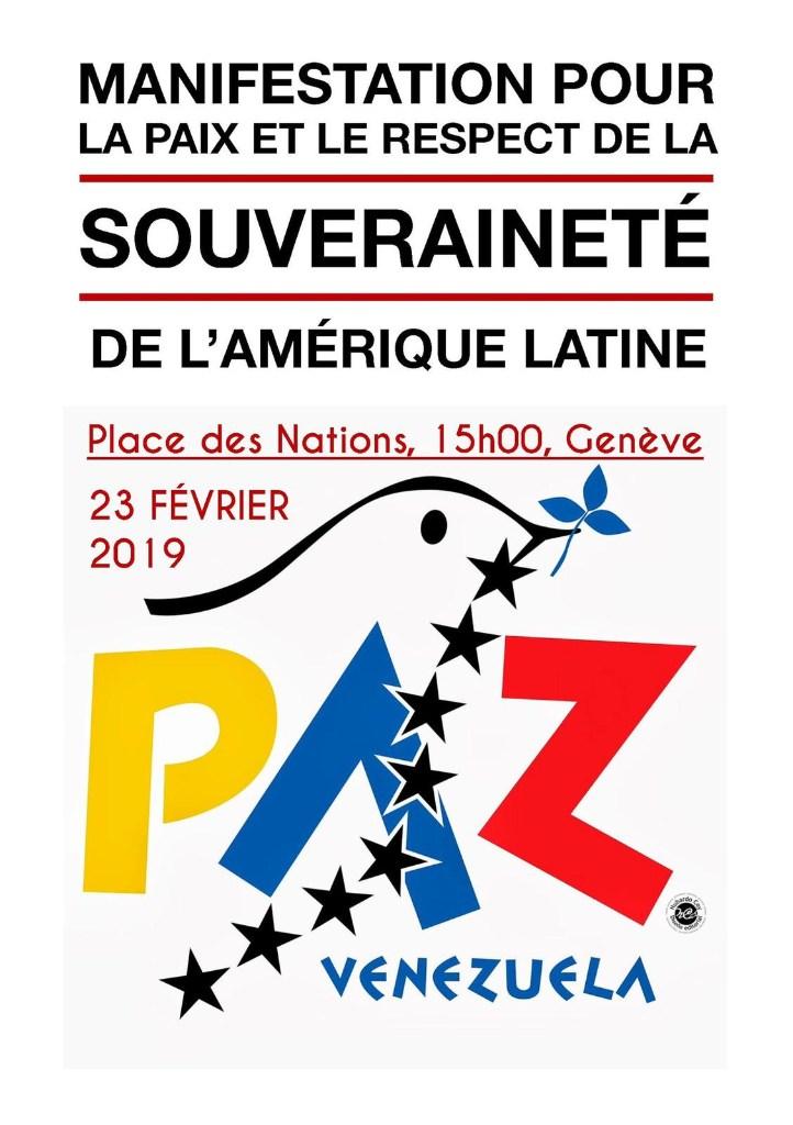proyecto de flyer 23F Ginebra